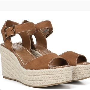 Circus by Sam E Delilah Espadrille Wedge Sandals